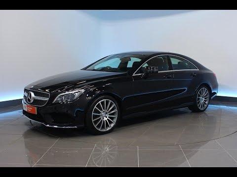 Mercedes-Benz CLS 2.1 CLS220 AMG Line 7G-Tronic Plus 4dr