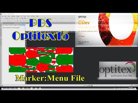 Download Marker How To Make Marker By Optitex Software