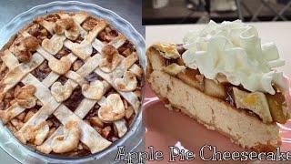 Delicious Apple Pie CheeseCake Recipe