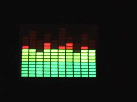 T Shirt Sound Activated Equalizer Shirt Youtube