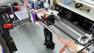 Printer 3D CoreXY Primeiros testes