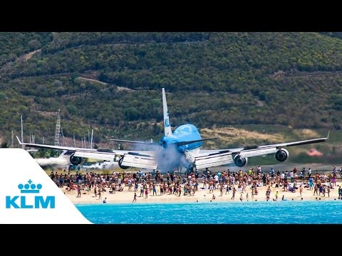 KLM Cockpit Tales: Part 3 - Big Plane, Short Runway