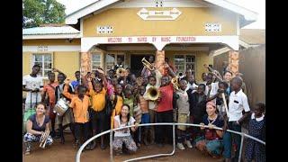 UGANDAウガンダ SAVED BY MUSIC FOUNDATION