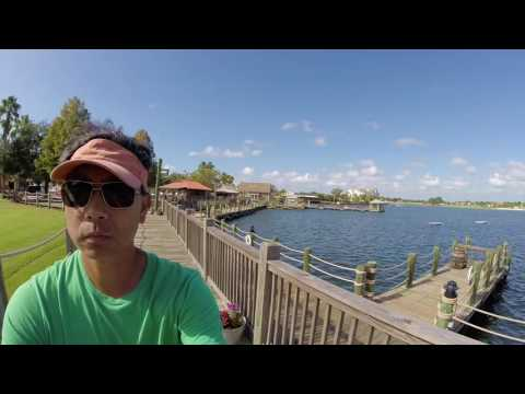 Lake Sumter Landing - The Villages - Tour of the Beautiful Market Square