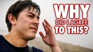Japanese Mountain Training | 24 Hours of Hell