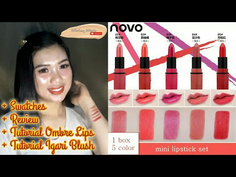 the-art-of-lipstick|review-mini-lipstick-kit-by-novo