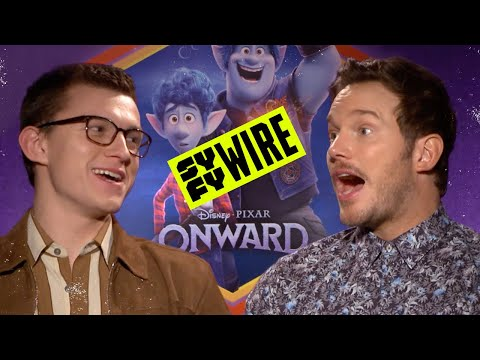 Tom Holland And Chris Pratt's Ultimate D&D Party Includes Who...? | SYFY WIRE