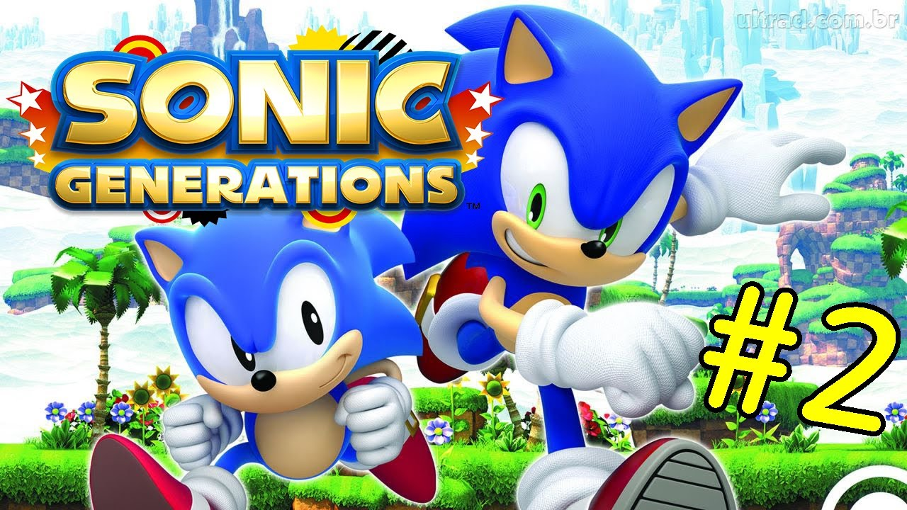 Sonic Generations - Part 2 - Dead and Deader: LET'S PLAY ...  |Sonic Generations 2 Player Mode