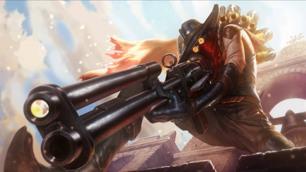 League Of Legends High Noon Jhin For Live Wallpaper Purposes Youtube