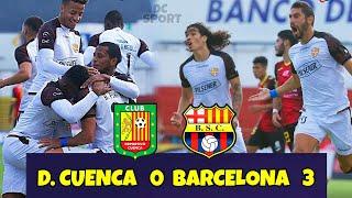 ... barcelona gana 3 a deportivo cuenca con goles de bruno p...