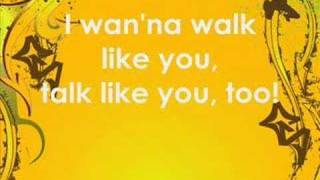 Watch Jonas Brothers I Wanna Be Like You video