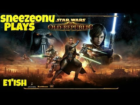 SWTOR - Will collect bounties for money (E1'ish)