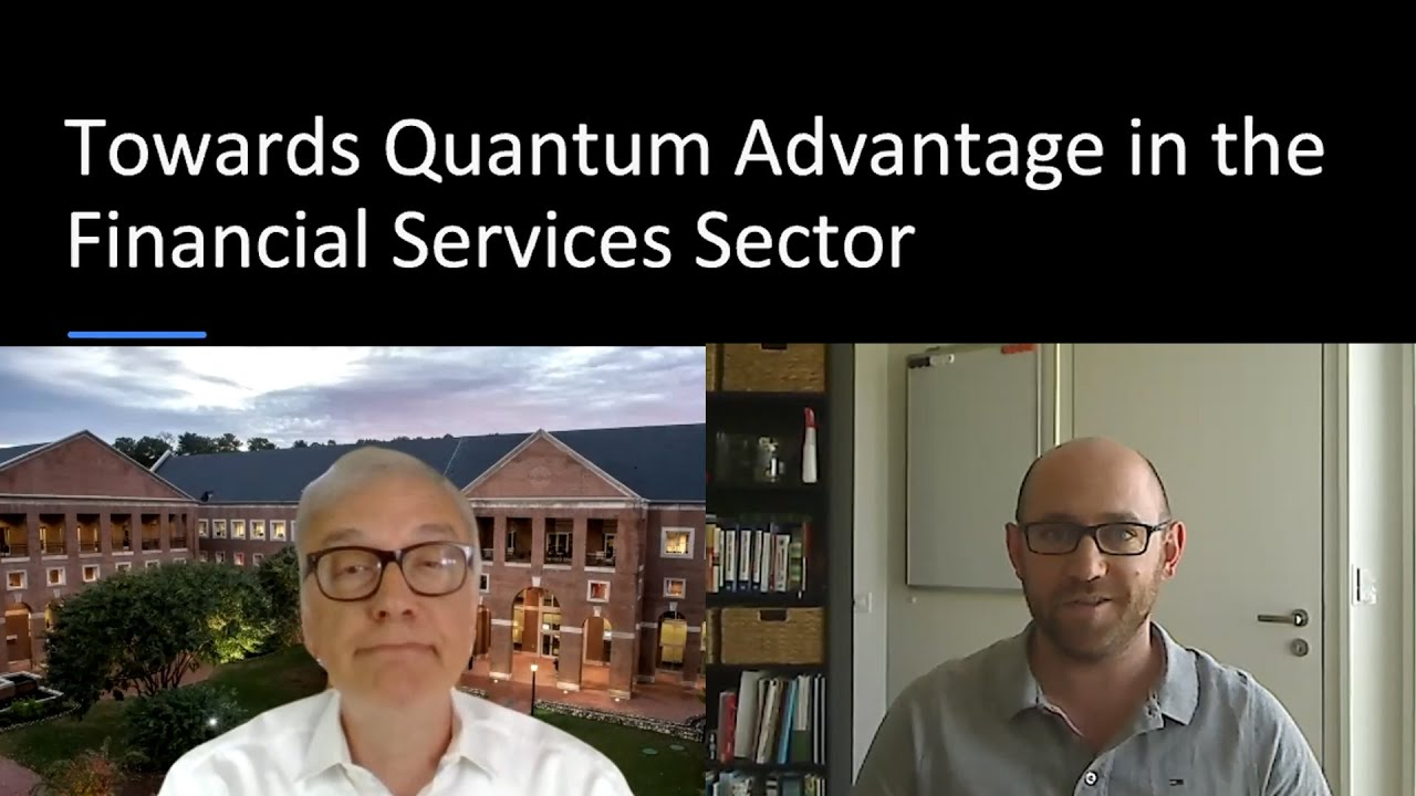 Rethinc. Labs — Towards Quantum Advantage in the Financial Services Sector