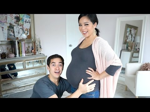 27 Weeks Pregnant with TWINS + Name Reveal! - itsMommysLife thumbnail