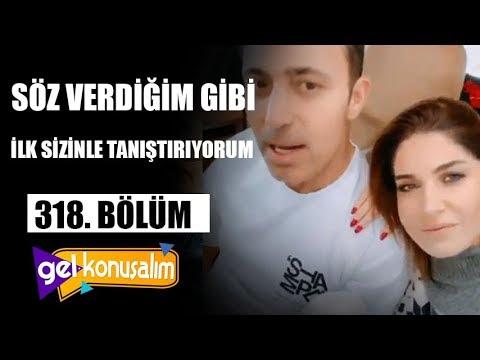 Mustafa Sandal Aşkını Sosyal Medyadan İlan Etti, Emina Jahovic Stalkladı | Gel Konuşalım 318. Bölüm