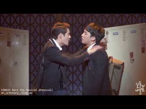 [150623] Bare the Musical :: presscall #You&I 서경수, 이상이