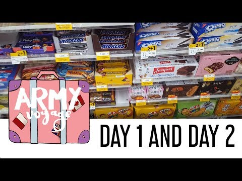 【ARMY Voyage】 Day 1 and Day 2︱KOREA Vlog.