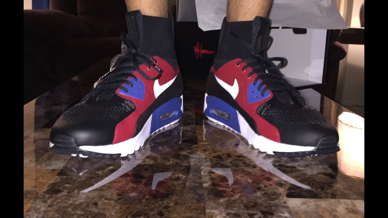 Air Max 90 Ultra Superfly Tinker Hatfield