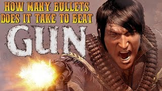 VG Myths - How Many Bullets Does It Take To Beat GUN?