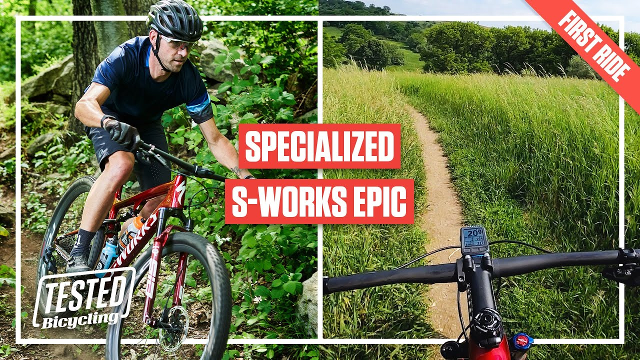 First Ride: NEW 2021 Specialized Epic | TESTED | Bicycling