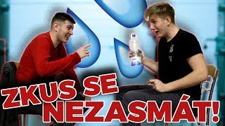 TRY NOT TO LAUGH CHALLENGE - ZKUS SE NESMÁT!