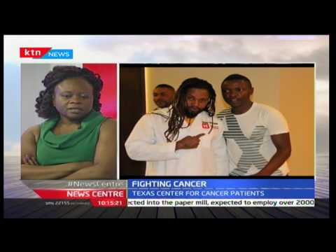 News Center: Dr. Catherine Nyongesa-CEO, Texas Cancer Center on matters Cancer, 17/12/16
