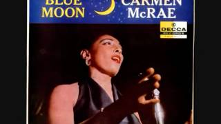 Carmen McRae / I Was Doing All Right
