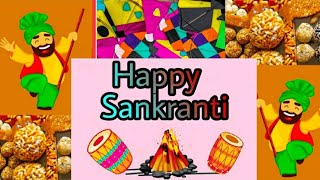 Happy makar sankrant || happy lohri || Happy Pongal || Happy Uttarayan to all my friends and Viewers