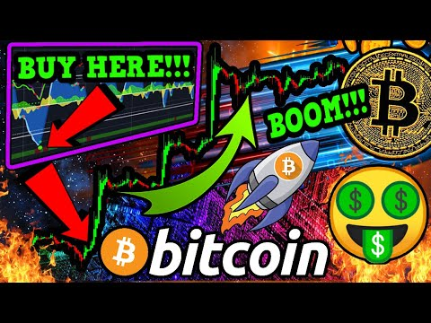 BITCOIN EASY MONEY!!!? BTC TRADER WHO NAILED LAST 3 MOVES REVEALS SECRET 🚀