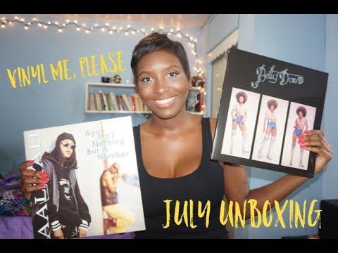 Vinyl Me, Please - Betty Davis Unboxing