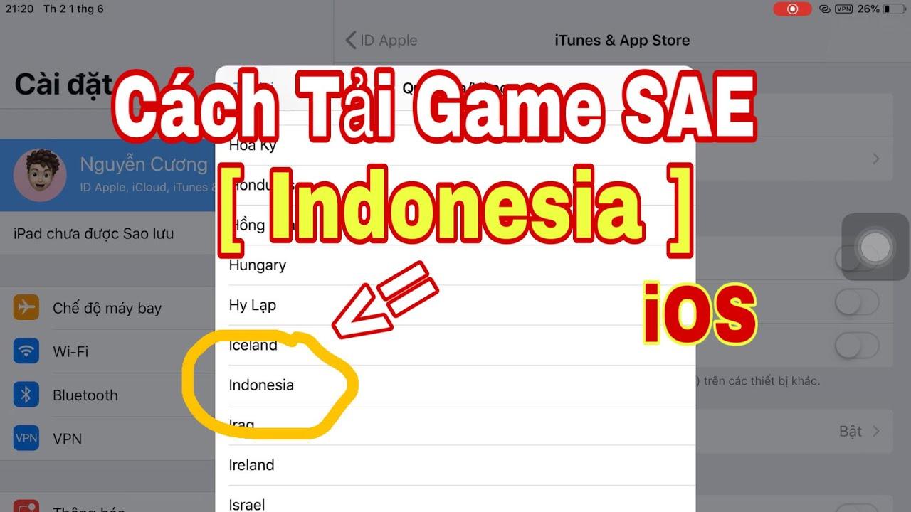 Hướng Dẫn Tải Game Tập Kích SEA [ Indonesia ] Tâm Sự Việt Nam Update 6.0 | Bản 5.0 Có Fix Lỗi Hack