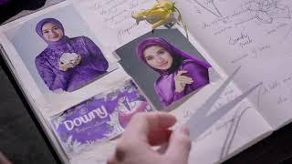 Terinspirasi dari wanita Indonesia yang lembut namun tetap tangguh, Downy Allure!