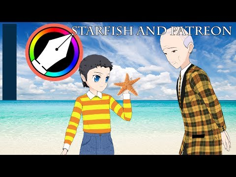 Starfish And Patreon