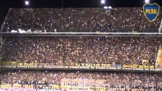 Boca Indepte 2014 / Gol de ellos - Esta hinchada siempre alienta