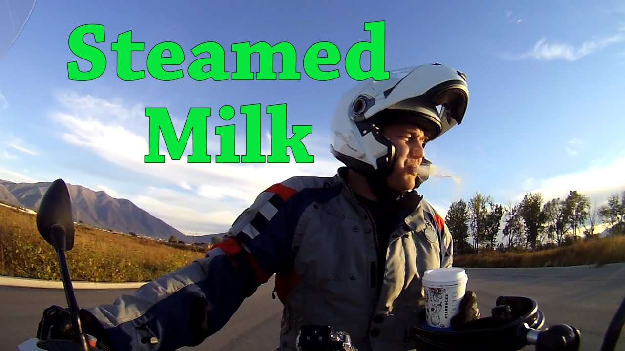 steamed milk the ls2 helmet test youtube. Black Bedroom Furniture Sets. Home Design Ideas