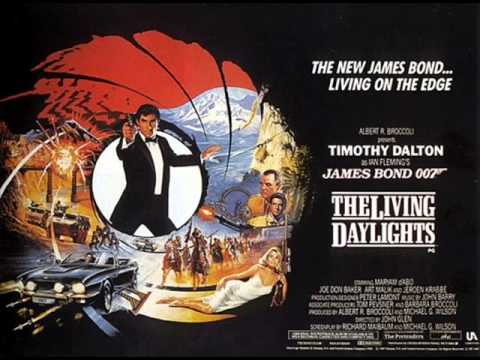 The Living Daylights Soundtrack Air Bond