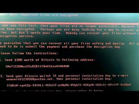 Küresel çapta siber saldırı