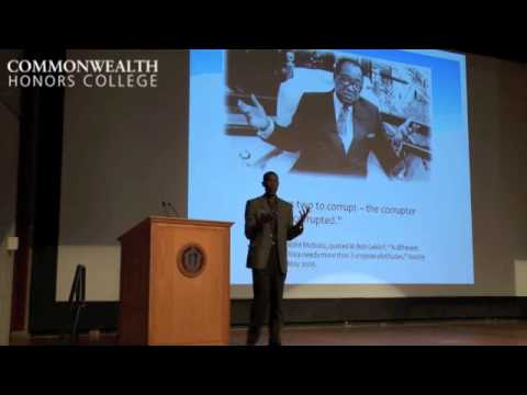 Commonwealth Honors College Faculty Lecture: Leonce Ndikumana