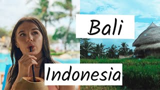 Bali, Indonesia 2018 | I LOST ALL OF MY FOOTAGE (travel vlog #4)