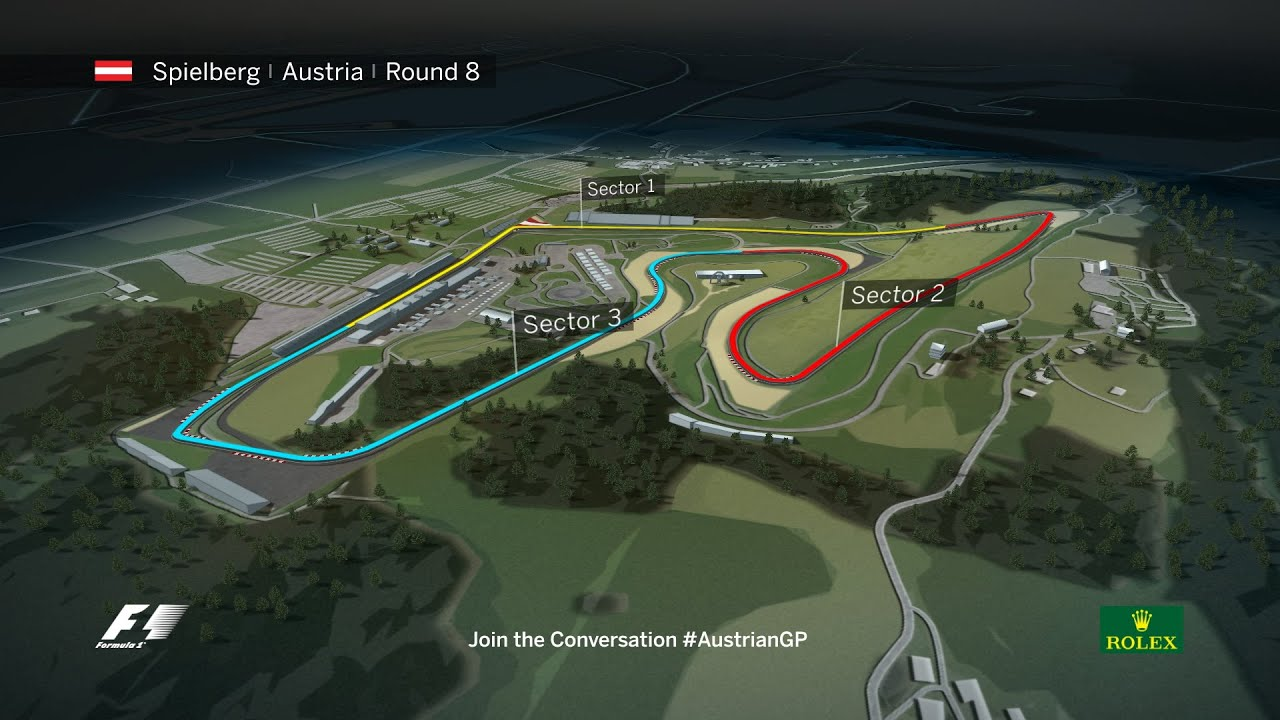 austrian grand prix location