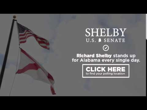 Richard Shelby Stands Up for Alabama Every Single Day