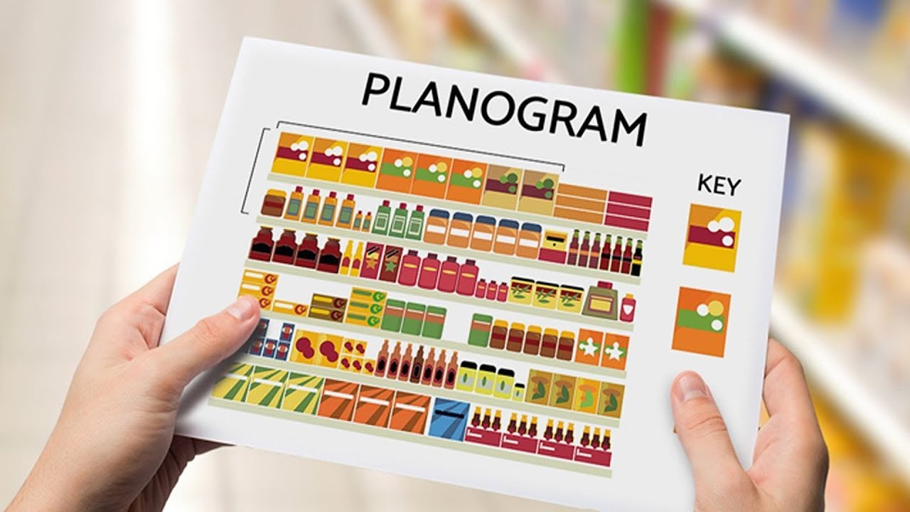 Planograms made easy with Retail Shelf Planner