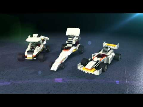 LEGO® Master Builder Academy Auto Designer Video