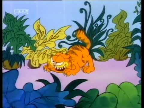 youtube filmek - Garfield és Barátai - A falánk páfrány