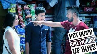 Hot Dumb Girl Picking Up Boys In Nepal (Twist)