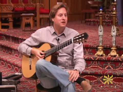 Segement 2: Jason Vieaux: Bach Behind the Scenes