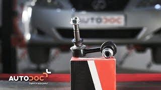 Jak vyměnit tyčka stabilizátoru přední na LEXUS IS 2 NÁVOD   AUTODOC
