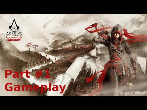Gameplay Assassin's Creed Chronicles: China - Level 1  