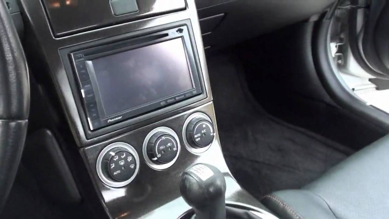 Nissan 350z Interior Trim