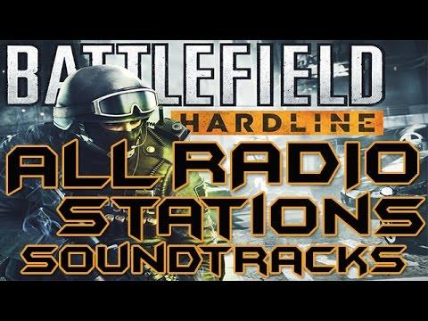 Battlefield Hardline   The Best Original Songs / Radio Stations / Music